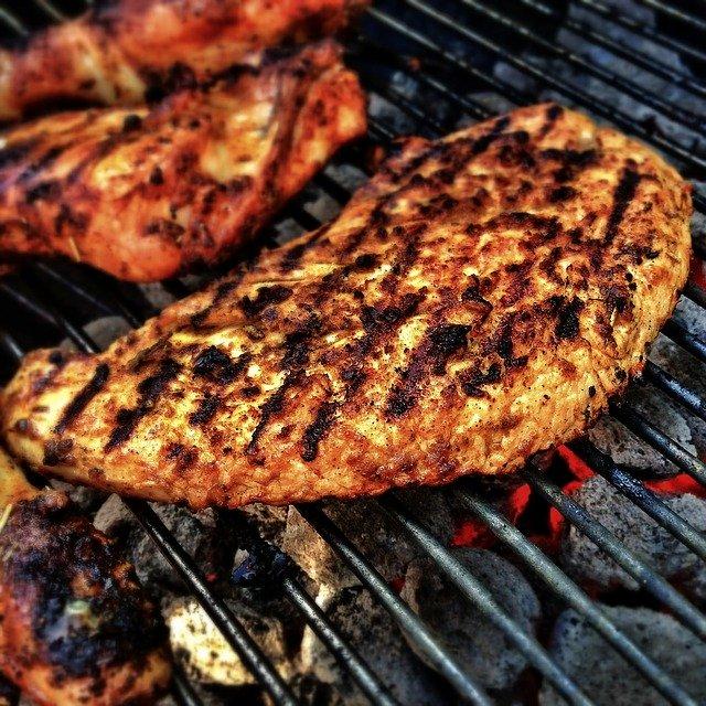 viande et autres produits d'origines animales acides pour l'organisme