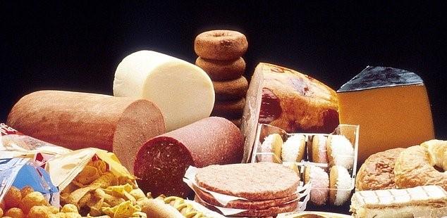 aliments majoritairement acides pour l'organisme