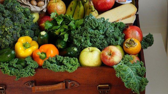 legumes basique pour l'organisme