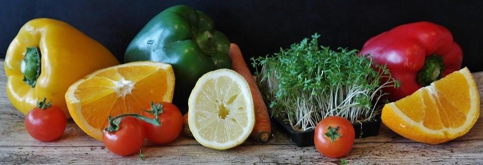 fruits et légumes herbes épices
