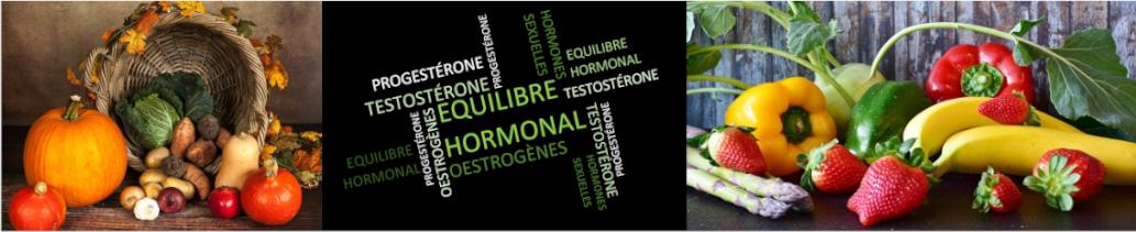 l'alimentation joue un rôle important dans l'équilibre hormonal